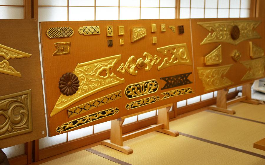 金具・錺金具・飾り金具の地金