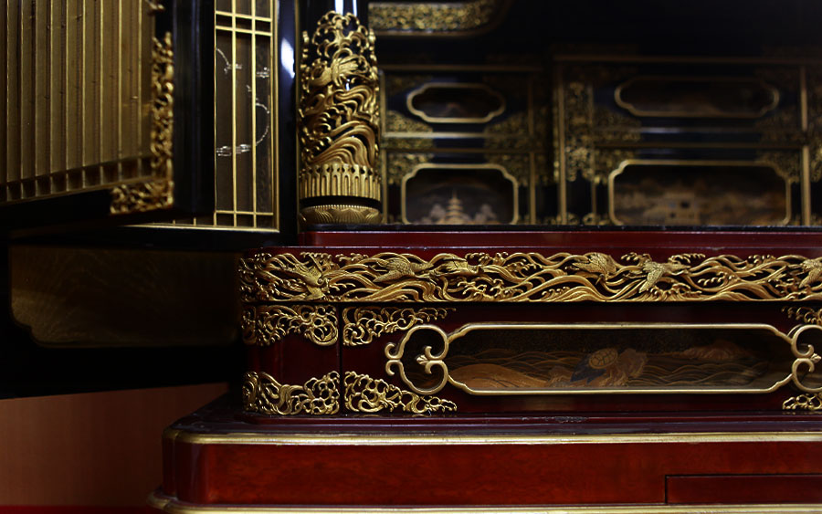 金具・錺金具・飾り金具の技